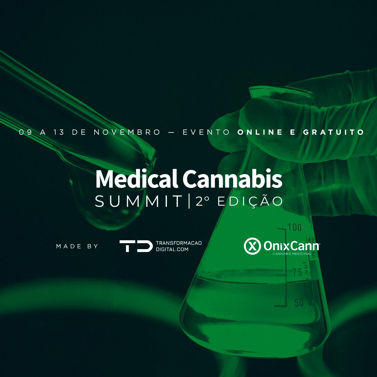 O Maior Evento Online sobre Cannabis Medicinal do Brasil. 100% gratuito!